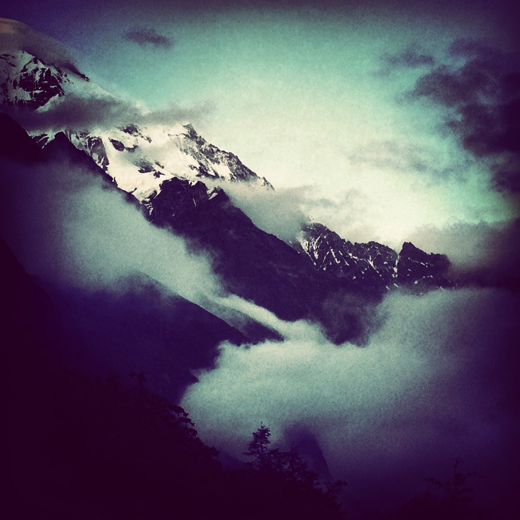 Glacier Base Camp Nepal