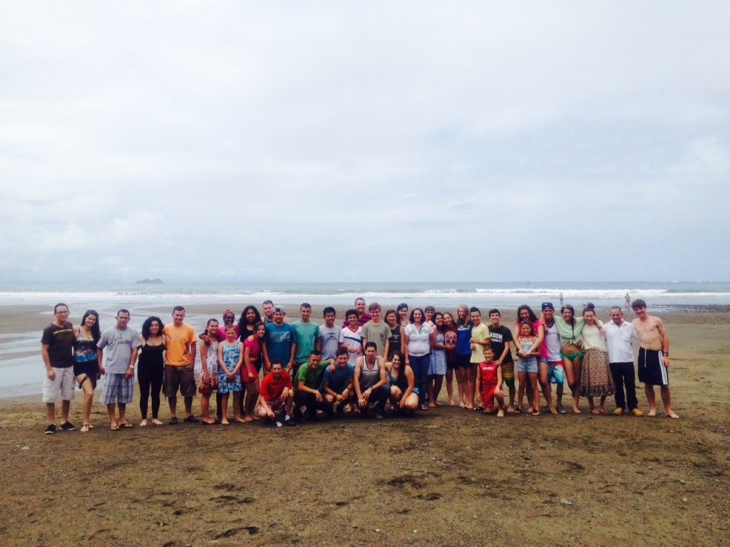 Surprise beach visit 1